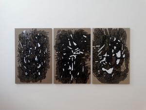 Aus der Dunkelheit (Triptychon)