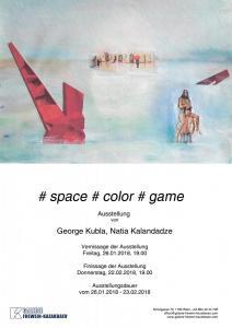 Einladung George und Natia 1